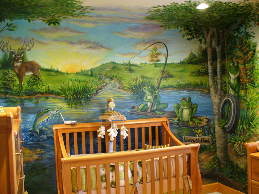 Childrens Rooms